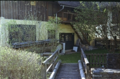 Abandoned & Rare Shops in Austria and Israel. - Camera: Zorki 1. Film: Kodak 200.