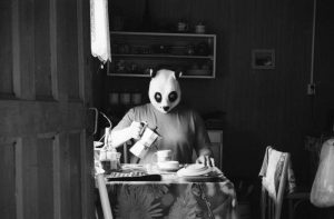 The Analog Panda. Nikon FE2, Rollei Infrared 400, Rodinal.
